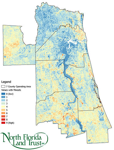 North Florida Conservation Priorities